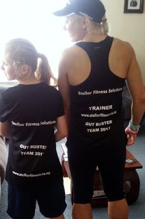 Team Stellar Fitness for the Gully Gutbuster