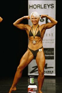 1st place, Wellington Bodybuilding Champs, 2007